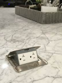 25 best ideas about electrical outlets on pinterest kitchen island design ideas with seating smart tables