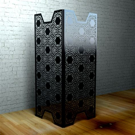 metal room freestanding laser cut metal screens as room dividers