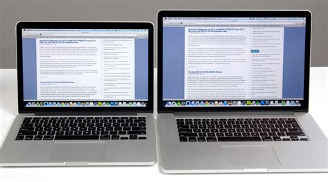 Macbook Pro Non Retina retina display scrolling ui performance 13 inch