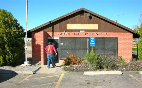 Post Office Hours Albuquerque by Picacho Wikidata