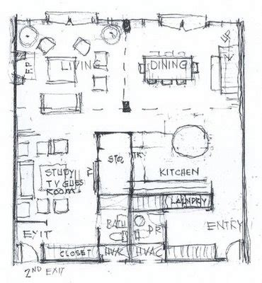 home sketch plans impressive set room fresh on home