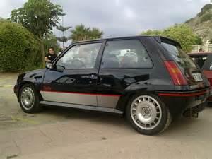 Renault 5 Gt Turbo Renault 5 Gt Turbo 0 100