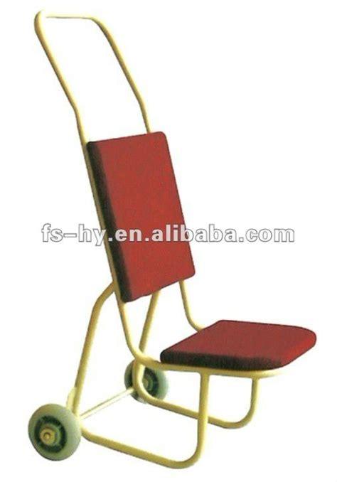 banquet chair trolley buy trolley folding chair trolley