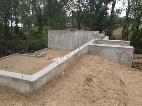 aluminum formed poured walls fortress foundations llc