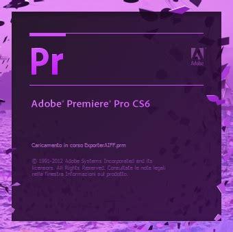 adobe premiere pro guide adobe premiere pro 6 modulo di riproduzione video valido