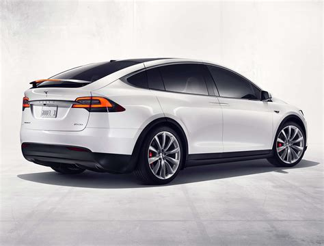 Tesla Be A Tesla Unveils The Model X The World S Range