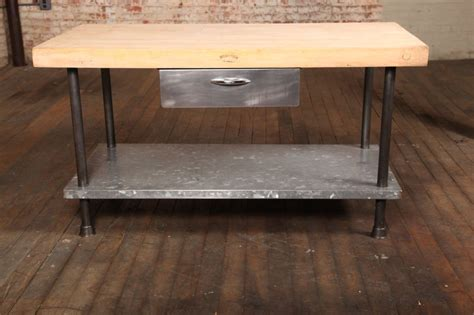what are butcher blocks made of original vintage industrial american made butcher block