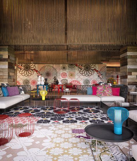 colorful interiors colorful exuberant interior design inspiration from w