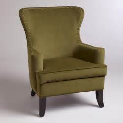 Winged Armchair Design Ideas The Collected Interior Modern Wingback