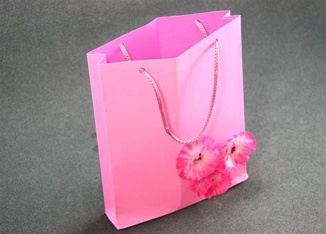 Steps Of Paper Bag - how to make a paper bag