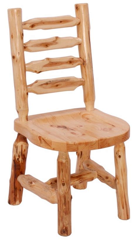 rustic log dining chair minnesota wholesale log dining