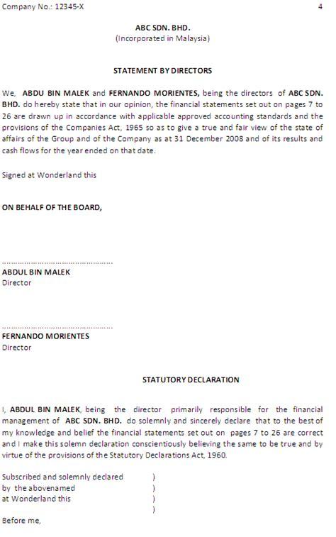 Credit Report Declaration Format Letter Format 187 Declaration Letter Format Cover Letter And Resume Sles