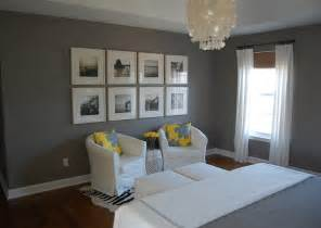 Capiz Chandelier West Elm Yellow And Gray Bedroom Contemporary Bedroom