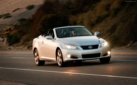 lexus convertible 2010 2010 lexus is convertible widescreen car wallpaper