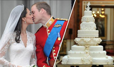 Hochzeitstorte William Und Kate by Prince William And Kate S 6 Year Wedding Cake Expected