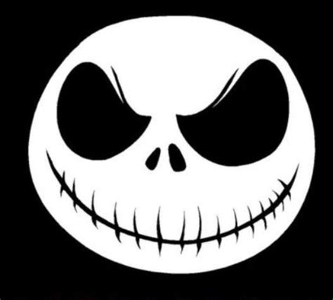 Stiker Skellington Nightmare Before skellington nightmare before sticker decal prop skull ebay