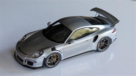 Diecast Porsche Gt3 Rs review 1 18 scale spark porsche 911 991 gt3 rs