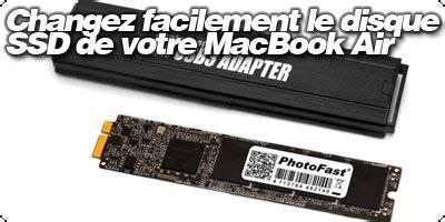 Mba 2010 Ssd Upgrade by Changez Quot Facilement Quot Le Disque Ssd De Votre Macbook Air