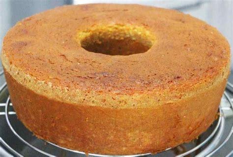 aneka resep kue andalan membuat bolu sederhana