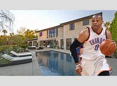 Russell Westbrook's House - 2017 (Inside & Outside) - YouTube Russell Westbrook House