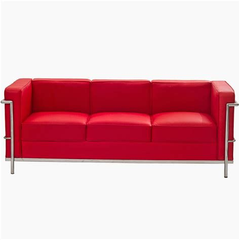 red leather sofas for sale red couches