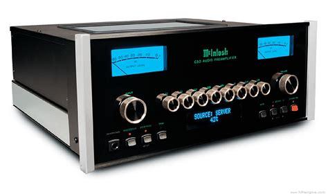 Machintosh C50 mcintosh c50 manual stereo prelifier hifi engine