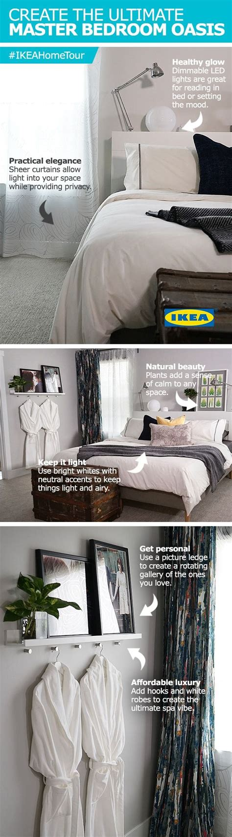 ikea bedroom makeover 17 best images about ikea home tour makeovers on pinterest
