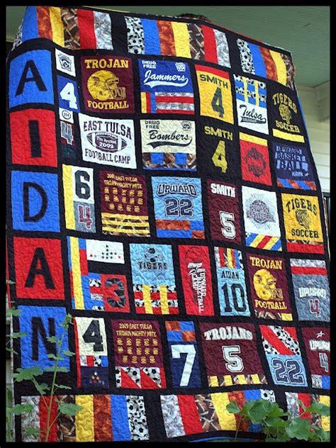 pattern of sport jersey 56 best custom t shirt quilt ideas images on pinterest