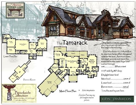 arts and crafts floor plans arts and crafts style house plans arts and crafts style