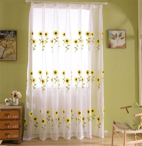 cheap curtains for kids online get cheap yellow curtains for kids room aliexpress