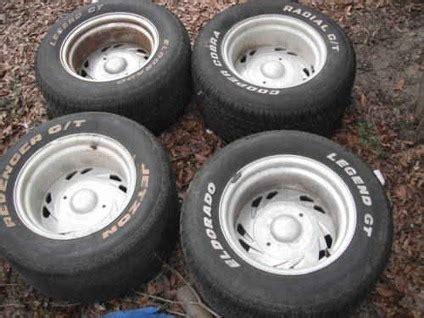 $400 chevy 5lug centerline scorpion 15''x10'' wheels with
