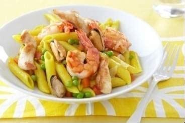 comment cuisiner des moules surgel馥s recette de pastasotto de coquillettes aux coquillages et