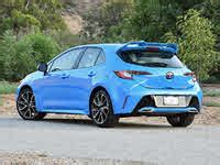 2019 toyota corolla hatchback pictures cargurus
