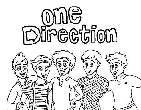coloring pages one direction online one direction 3 coloring page coloringcrew com