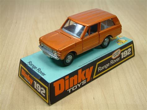 toy range dinky 192 range rover roland ward dinky toys the