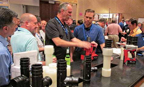 Plumbing Manufacturers Reps by Plumbing Engineers Contractors Manufacturers Reps Gather