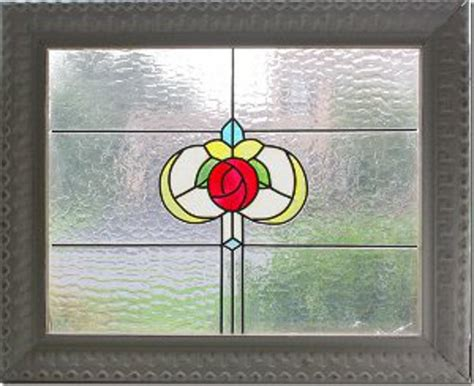faux window painting faux stained glass window favecrafts