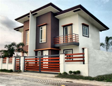 house model photos house and lot duplex and single detached in bulacan