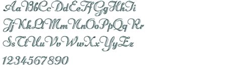 free printable hollow fonts tubular hollow font free download