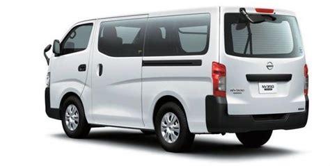 nissan van nv350 nissan nv350 caravan van 2 0 2013 new for sale