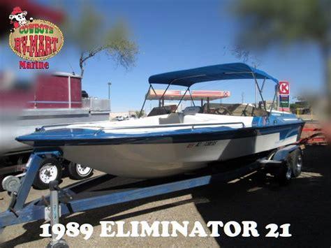 eliminator boats for sale lake havasu 1989 eliminator boats for sale in lake havasu city az