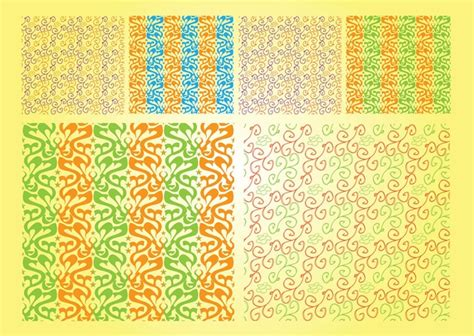 organic pattern ai organic vector patterns vector free download