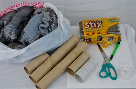 How To Make Starters With Toilet Paper Rolls - with 4 boys starters