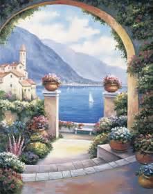 italian wallpaper murals murals your way italian restaurant murals gallery