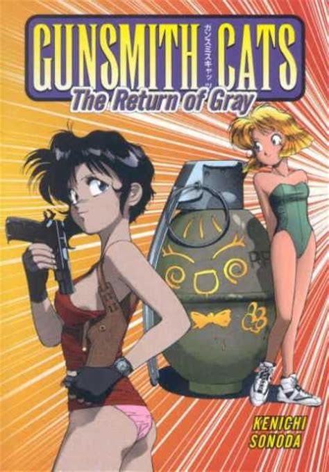 Gun Smith Cats anime wallpaper gunsmith cats best anime poster