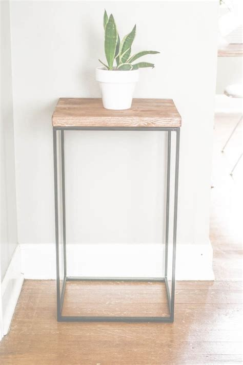 ikea end table hack ikea hack side table pretty spaces i d like to exist in