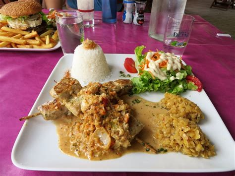 martinique cuisine the best local food in martinique where to eat it