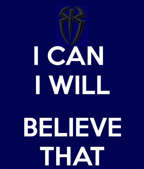 Hoodie I Can And I Will i can i will believe that poster justinsw21 keep calm