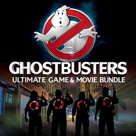 Ghostbusters Ps4 ghostbusters ultimate and bundle ps4 digital