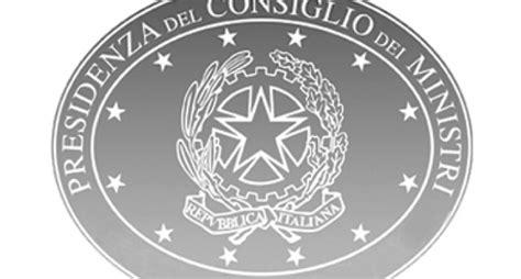 consiglio dei ministri italia presidenza consiglio dei ministri fondo 171 sport e